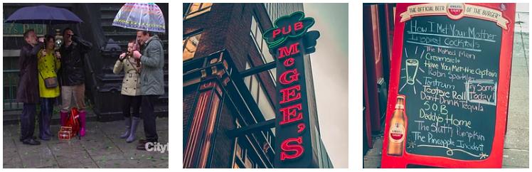 McGee's Pub - Cómo conocí a vuestra madre