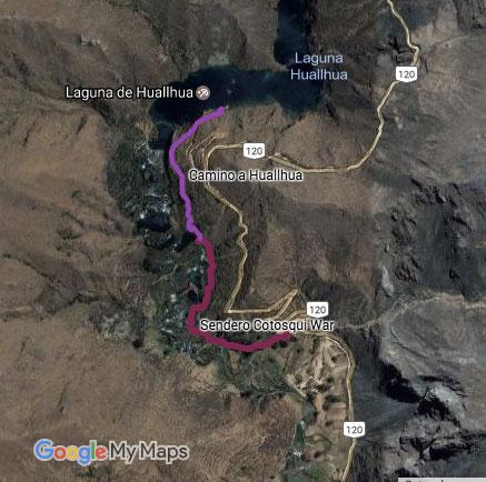 Trekking Huancaya