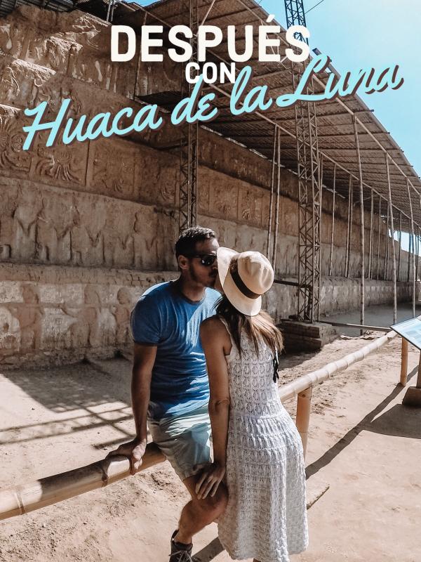 Preset Huaca de la Luna - Después