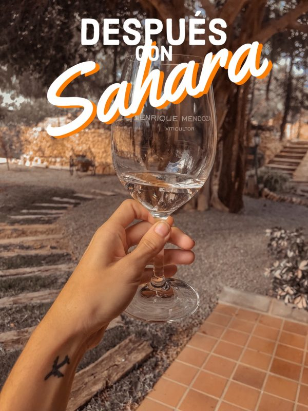 Preset Sahara - Después