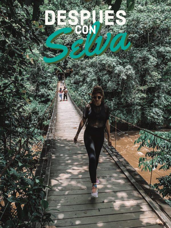 Preset Selva - Después